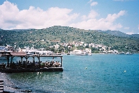 A view of Elounda